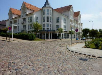 Ferienwohnung im Ostseebad Sellin mit Südbalkon