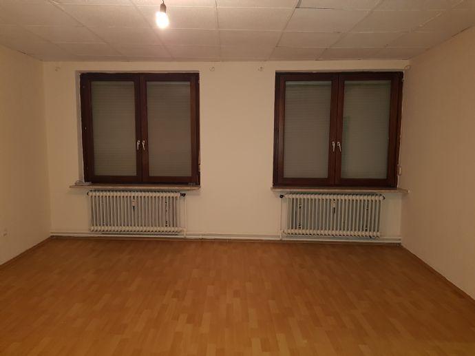 Geräumige, gepflegt, renoviert 1-Zimmer-Wohnung zur Miete in Lampertheim