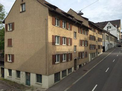 Schaffhausen Ladenlokale, Ladenflächen