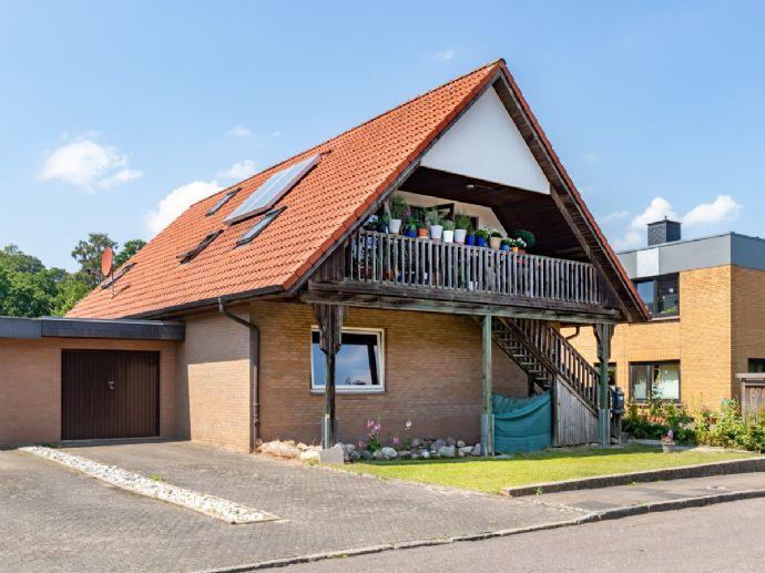 Zweifamilienhaus nahe dem Schöhsee