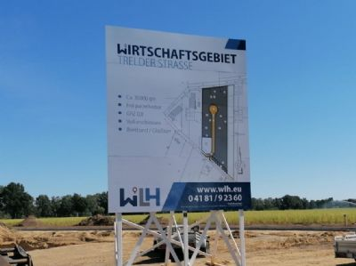 Drestedt Industrieflächen, Lagerflächen, Produktionshalle, Serviceflächen