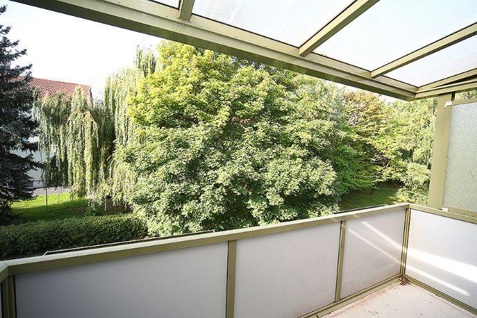 Schöne 1-Raumwohnung mit Balkon in