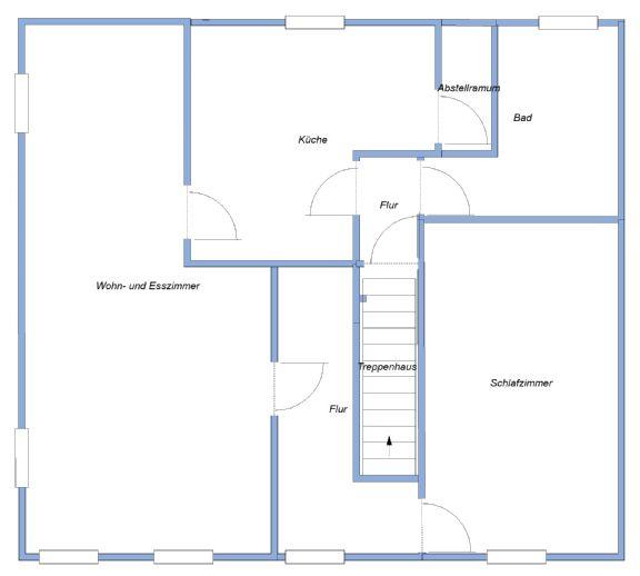 2-Zimmer-Wohnung in Northeim-Hammenstedt