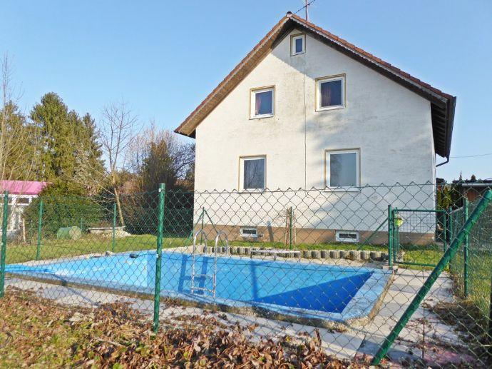 Großes Einfamilienhaus in ruhiger Siedlungslage von Aidenbach zu verkaufen