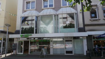 Menden Ladenlokale, Ladenflächen