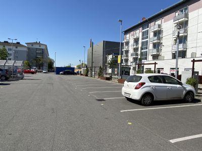 Ludwigshafen Garage, Ludwigshafen Stellplatz