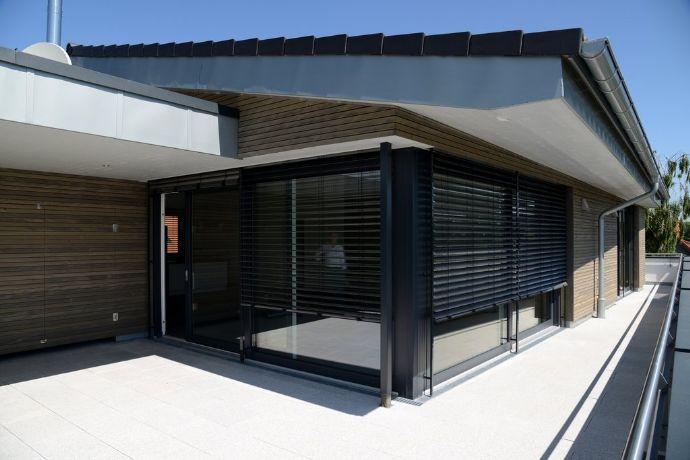 +++Attraktiver, lichtdurchfluteter Penthouse-Wohn(t)raum mit 4,5-Zimmer in zentraler Lage von Oberteuringen+++