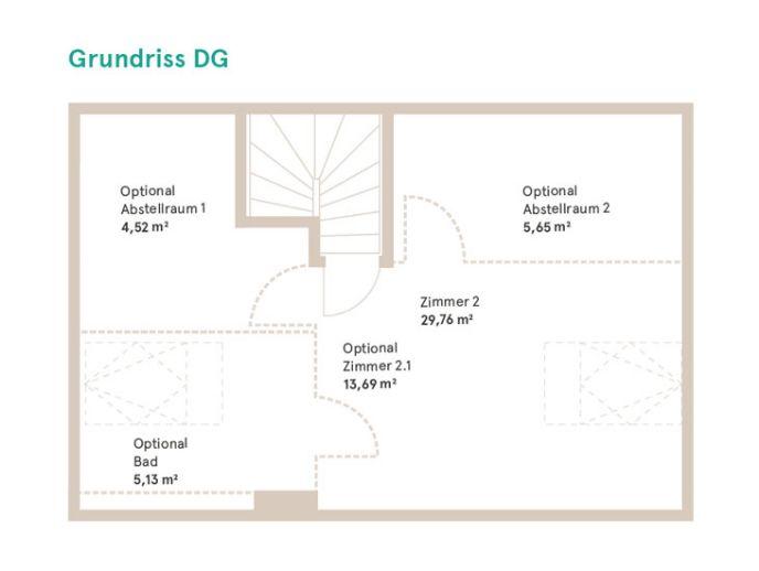 Neubauprojekt Alter Sportplatz in Hamm - 120 m² Wohntraum können Ihr Eigen sein !