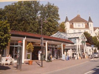 Bad Rothenfelde Ladenlokale, Ladenflächen