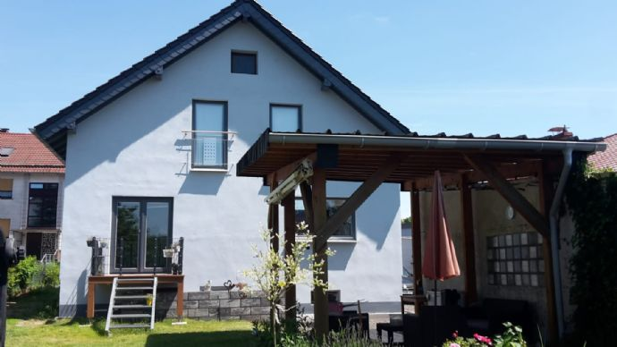 Haus in wunderschöner Lage in
