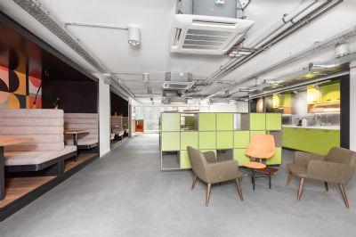 Lussane Büros, Büroräume, Büroflächen