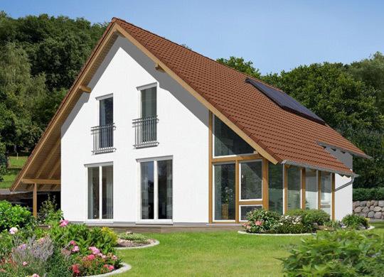 Wintergartenhaus - Bauen Sie Ihr Traumhaus!