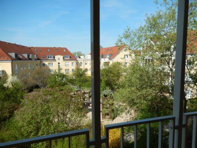 Hübche 1- Zimmerwohnung mit Balkon