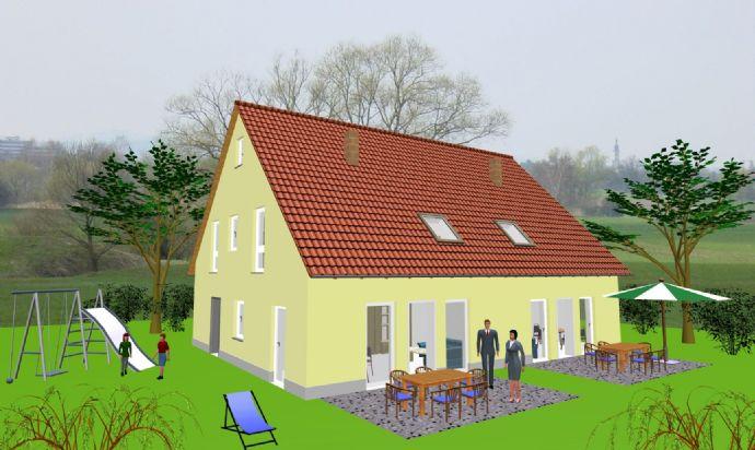Jetzt zugreifen! - Neubau Doppelhaushälfte zum günstigen Preis in Leutershausen