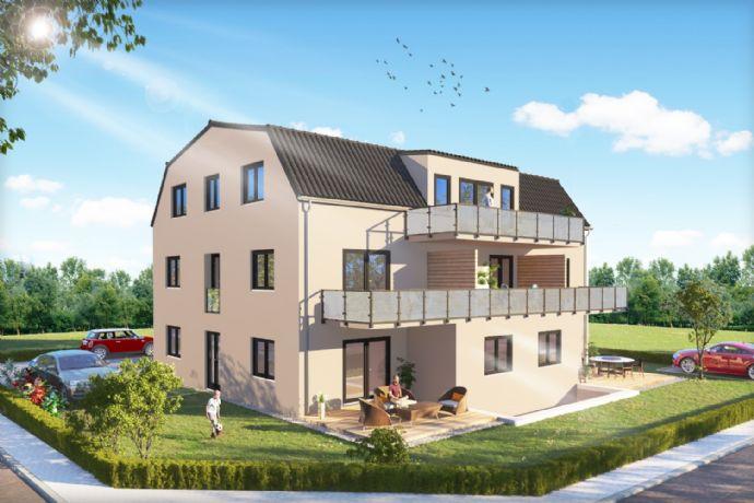 NEUMANN - Neubau KfW55 Hochwertige Eigentumswohnungen