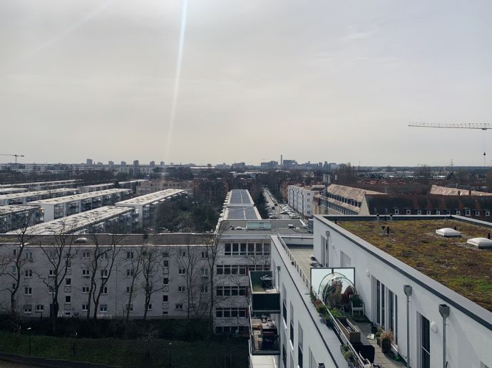 Schöne 2,5-Zimmer Wohnung in Frankfurt am Main, Europaviertel (Lovely 2.5-room apartment in FfM)