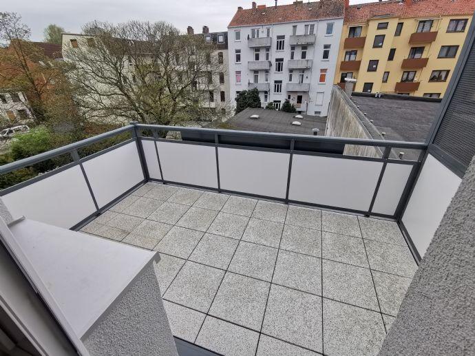 Große 2 Zimmerwohnung in Geestemünde