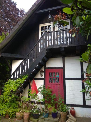 Provisionsfrei: Fachwerk-Kleinod am Rand der Lüneburger Heide
