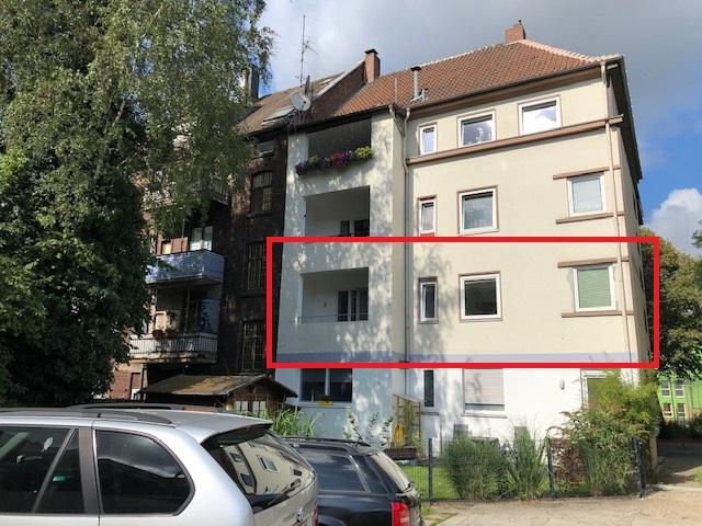 Bochum / Witten ... bequem in der 1. Etage mit Balkon und Kfz.-Stellplatz