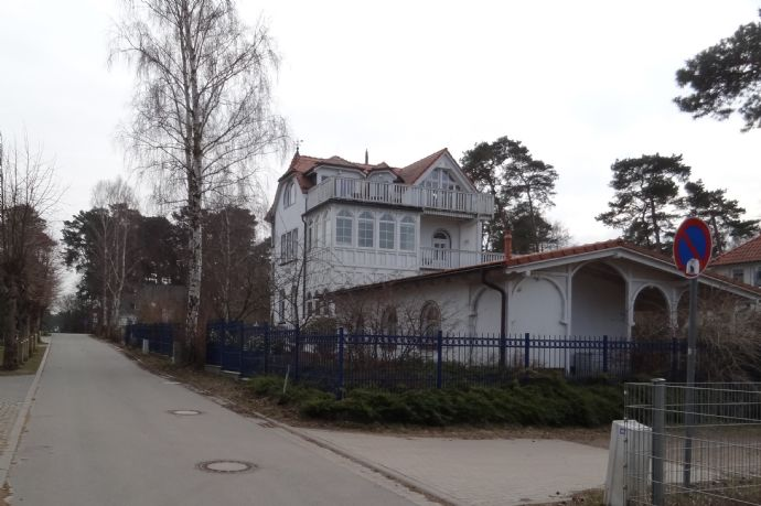 Repräsentative Villa im Seebad Lubmin