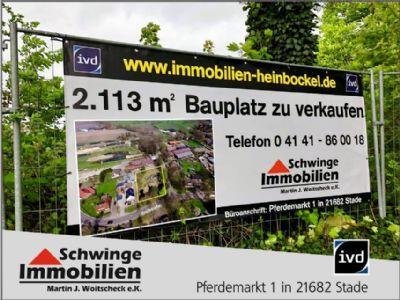 Heinbockel Grundstücke, Heinbockel Grundstück kaufen