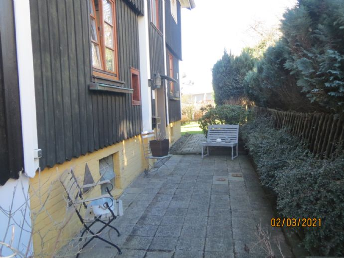 Balkon-Wohnung in Wuppertal