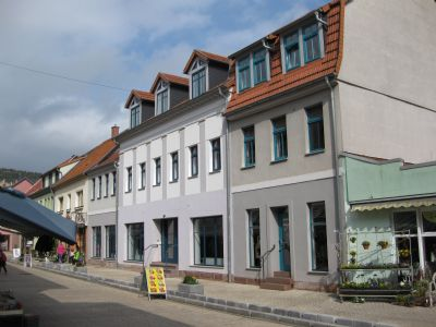 Bad Frankenhausen Ladenlokale, Ladenflächen