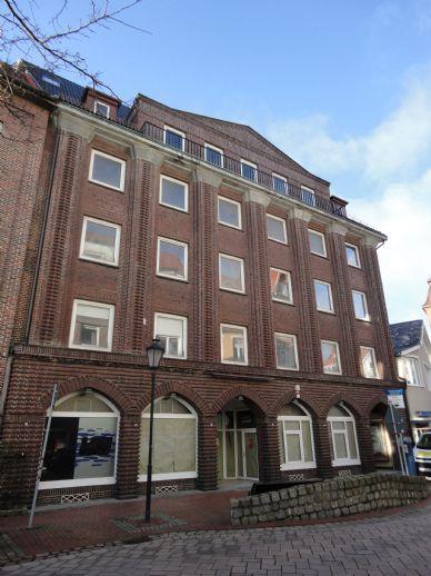 Charmante DG-Mietwohnung / Cuxhaven-Lotsenviertel
