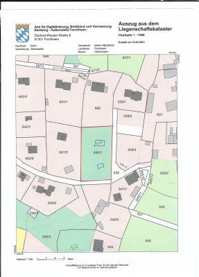 Hiltpoltstein Grundstücke, Hiltpoltstein Grundstück kaufen