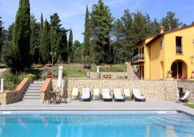 Ferienvilla mit privatem Pool