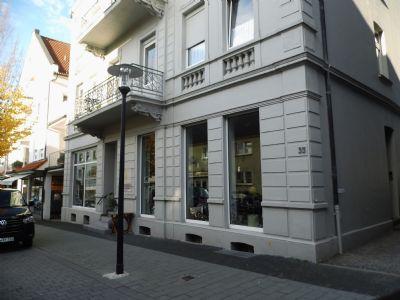 Arnsberg Ladenlokale, Ladenflächen