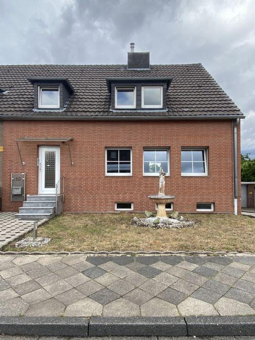 Provisionsfrei - Doppelhaushälfte auf sonnigem Grundstück in bester Lage von Düsseldorf-Heerdt
