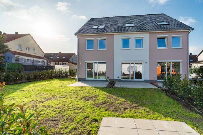 Neubau: Familientraum mit bis zu 5 Zimmern und eigenem Garten