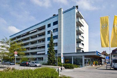 Liebefeld Garage, Liebefeld Stellplatz