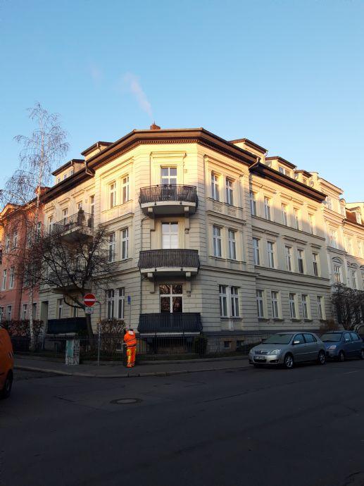 2 Zimmer Wohnung mit Balkon in der Thomas-Müntzer-Straße zu vermieten