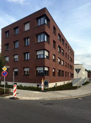 2-Zimmer-Wohnung mit Einbauküche am Klukkerthafen in Nordhorn