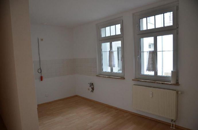Traumhafte 3-Raum-Wohnung im Zentrum mit Balkon, Stellplatz und Schloß-Blick