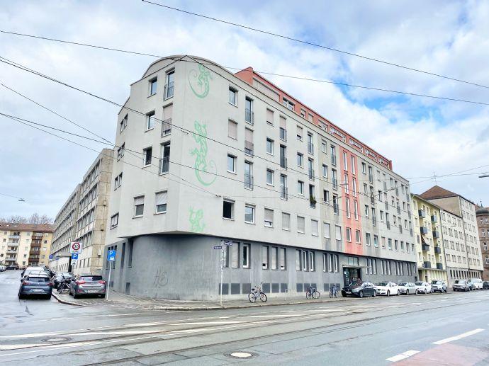 2 Zimmer Wohnung in Nürnberg (Rennweg)