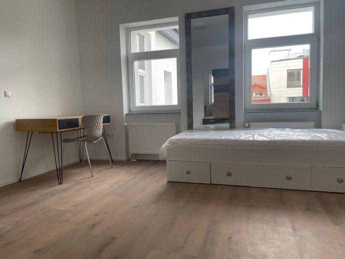 Erstbezug nach Sanierung! Exklusives und möbliertes 1 Zimmer Appartement in zentraler Lage in K 3, 4 in Mannheim