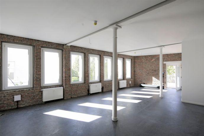 IMWRC – Nicht Träumen – Mieten! Einzigartiges Loft in alter Fabrik in Solingen!