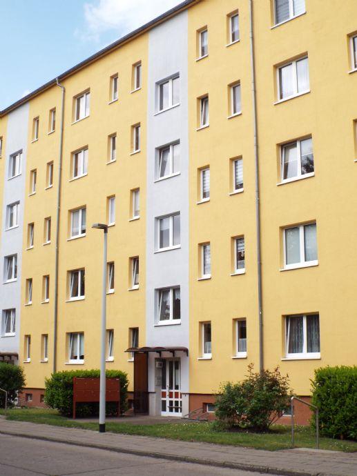 3-Raum Wohnung in zentraler Lage Neubrandenburgs