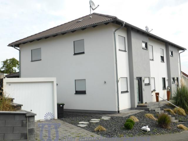 Kapitalanlage: Exclusive moderne Doppelhaushälfte Nähe Waldmohr