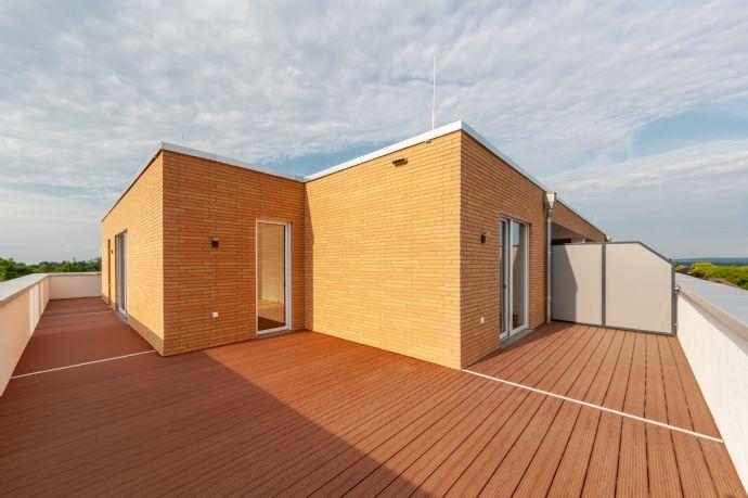 5003-A4 - 2 Zimmer Penthouse Wohnung mit Dachterrasse - Neubau -