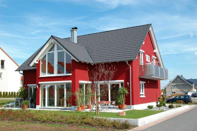 Bauen Sie ihren Traum vom Eigenheim!