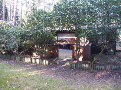 3.647 m² Waldgrundstück - Eigentum !! - mit Sommerholzhaus mit Nebengebäude