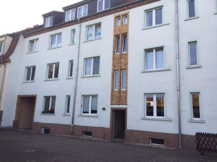 3-Raumwohnung mit Gemeinschaftsgarten in beliebter Wohnlage am Körnerpark