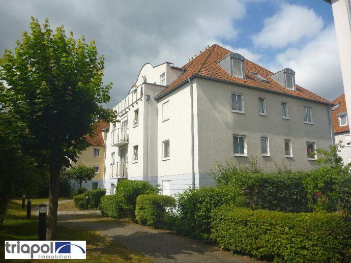 Schöne 2-Zimmer-Wohnung mit Balkon in ruhiger Lage von Coswig.