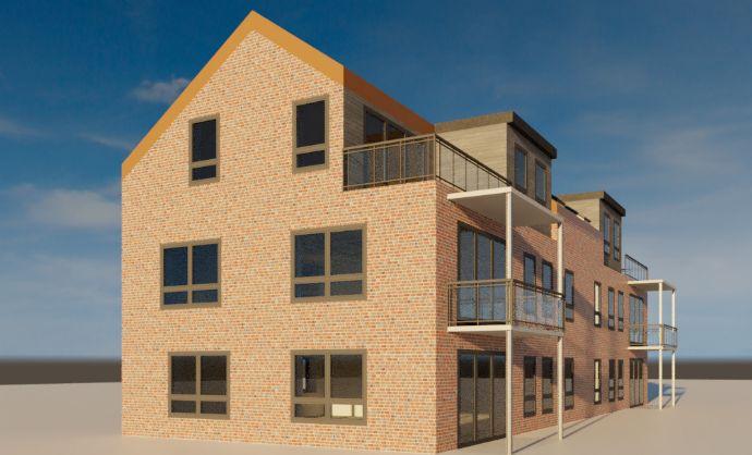 Penthouse-Wohnung Eigentumswohnung im Zentrum von Wittmund - 68m2