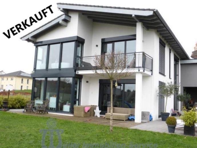 Modernes Architektenhaus in herrlicher Wohnlage der Verbandsgemeinde Rodalben