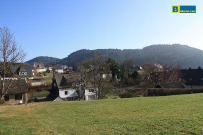 Attraktives Baugrundstück mit vielen Möglichkeiten in Bad Laasphe-Feudingen